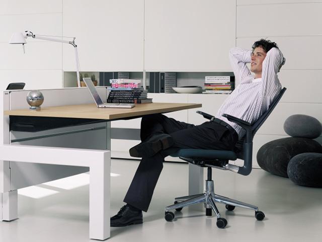New-Concept Werkgebieden Kantoren Bureaustoelen Maatwerkoplossingen