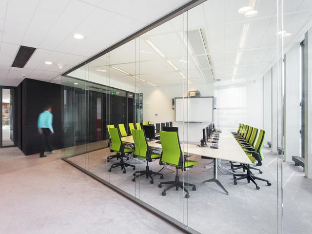 New-Concept Werkgebieden Overheid Werkomgeving Bureaustoelen