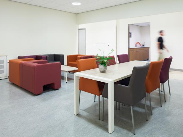 New-Concept Werkgebieden Zorg Gezondheidszorg Bureaustoelen